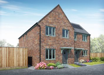 Thumbnail 4 bed semi-detached house for sale in Clewers Lane, Waltham Chase, Southampton