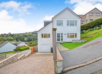 Thumbnail 4 bed detached house for sale in Polsethow, Penryn, Cornwall
