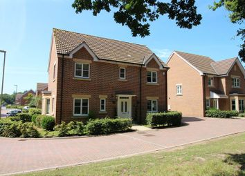Thumbnail 4 bed detached house to rent in Jerram Place, Sarisbury Green, Southampton