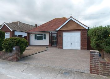 Thumbnail 3 bed detached bungalow for sale in Clarence Avenue, Cliftonville, Margate