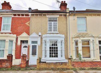 Thumbnail 3 bedroom terraced house for sale in Teddington Road, Southsea