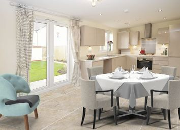 Thumbnail 4 bed semi-detached house for sale in Haddenham Business, Pegasus Way, Haddenham, Aylesbury
