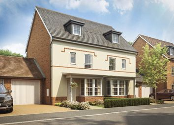 "Thumbnail 4 bed semi-detached house for sale in ""Woodvale"" at Lady Margaret Road, Ifield, Crawley"