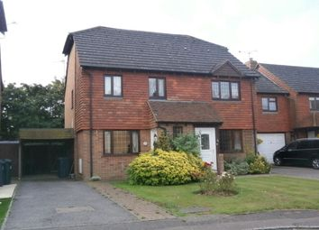 Thumbnail 2 bed semi-detached house to rent in Riverside Close, Kingsnorth, Ashford