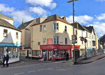 Thumbnail Studio for sale in Pillars Newsagent & Office Premises, 1 Lower Street, Dartmouth, Devon