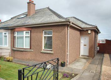 Thumbnail 2 bedroom semi-detached bungalow for sale in Allan Park Crescent, Edinburgh