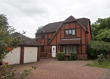 Thumbnail 4 bedroom detached house to rent in Paxton Crescent, Shenley Lodge