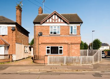 Thumbnail 3 bedroom detached house for sale in Willesden Avenue, Peterborough, Cambridgeshire