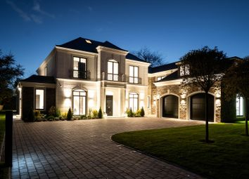 Thumbnail 6 bed detached house for sale in Icklingham Road, Cobham, Surrey KT11.
