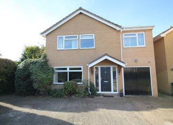 Thumbnail 6 bed link-detached house for sale in Elm Close, Witchford, Ely