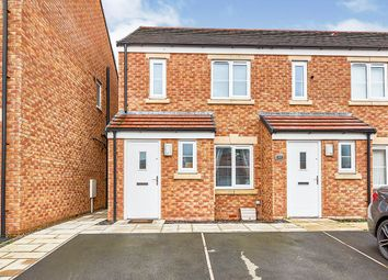 Thumbnail 2 bed end terrace house for sale in Bleaberry Way, Carlisle, Cumbria