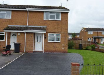 Thumbnail 2 bed terraced house to rent in Eldorado Close, Studley