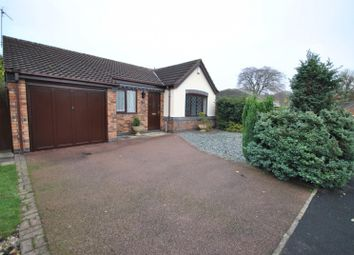 Thumbnail 3 bed detached bungalow to rent in Sanders Road, Quorn, Loughborough