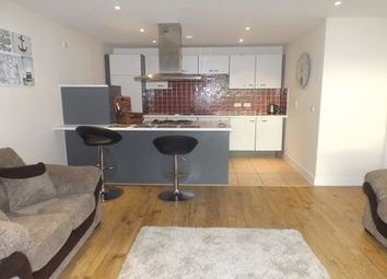 Thumbnail 2 bed flat to rent in Great Ormes House, Prospect Place, Cardiff Bay