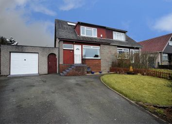 Thumbnail 3 bed semi-detached house for sale in Mellerstain Road, Newliston, Kirkcaldy