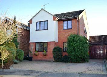 Thumbnail 5 bed property for sale in Kingfisher Way, Kelvedon, Kelvedon