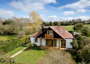 Thumbnail 3 bed detached house for sale in Farley Green, Albury, Guildford, Surrey
