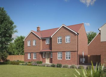 "Thumbnail 4 bed detached house for sale in ""The Bond"" at Minchens Lane, Bramley, Tadley"