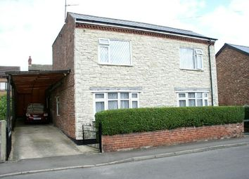 Thumbnail 3 bedroom detached house for sale in Pool Close, Pinxton, Nottingham