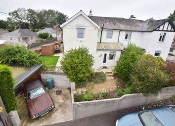 Thumbnail 3 bed semi-detached house for sale in Uplands, Tavistock