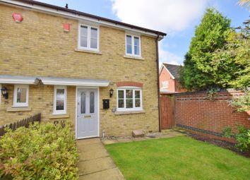 Thumbnail 3 bed end terrace house for sale in Aurelius Close, Kingsnorth, Ashford