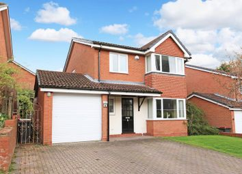 Thumbnail 4 bedroom detached house for sale in Whitworth Drive, Telford