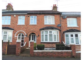 Thumbnail 3 bed terraced house for sale in Third Avenue, Gillingham