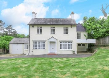 Thumbnail 4 bed detached house to rent in Piercing Hill, Theydon Bois, Epping, Essex