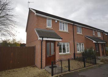 Thumbnail 3 bedroom terraced house to rent in Goddard Street, Longton, Stoke-On-Trent
