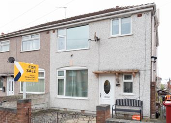 Thumbnail 3 bed semi-detached house for sale in Cedar Road, Barrow-In-Furness
