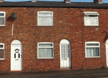 Thumbnail 1 bed property for sale in Delamere Street, Winsford