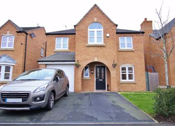 Thumbnail 4 bed detached house for sale in Avocet Avenue, Allerton, Liverpool