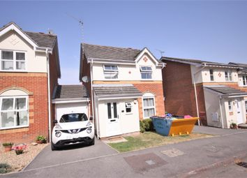 Thumbnail 3 bed link-detached house to rent in Defoe Close, Whiteley, Fareham