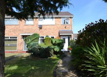 Thumbnail 3 bed end terrace house for sale in Lyons Grove, Sparkhill, Birmingham