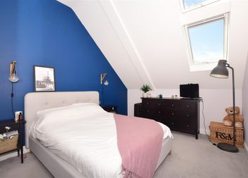 Thumbnail 2 bed flat for sale in Challenge Court, Leatherhead, Surrey
