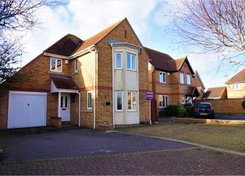 Thumbnail 4 bed detached house for sale in Temple Road, Colchester