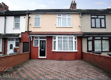 3 bed terraced house for sale in Beechwood Road, Luton, Bedfordshire LU4