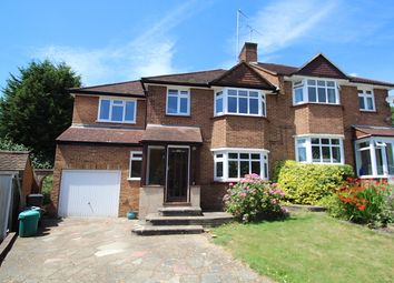 Thumbnail 4 bed semi-detached house to rent in Abbots Green, Addington, Croydon