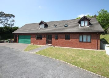 Thumbnail 4 bedroom detached bungalow for sale in Nursery Close, Tamerton Foliot, Plymouth