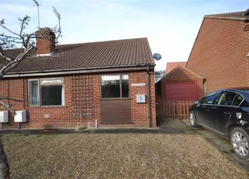 Thumbnail 2 bed semi-detached bungalow for sale in Maple Walk, Brandesburton, East Yorkshire