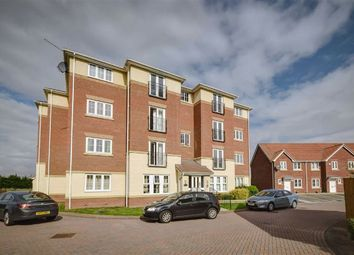 Thumbnail 2 bed flat to rent in Dovestone Way, Kingswood, Hull