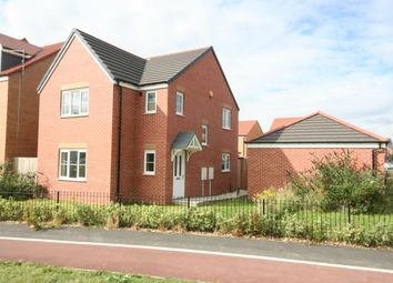 Thumbnail 3 bed detached house for sale in Bancroft Drive, Ingleby Barwick, Stockton-On-Tees