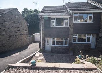 Thumbnail 2 bed end terrace house for sale in Woodlands Close, Denby Dale, Huddersfield