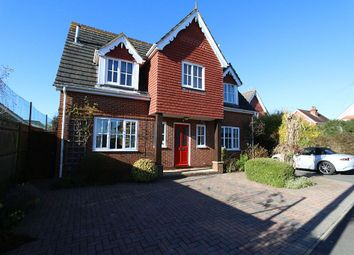 Thumbnail 3 bed detached house for sale in Enborne Grove, Newbury, Berkshire