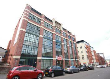 Thumbnail 2 bed flat to rent in Kinvara Heights, Bradford Street, Digbeth