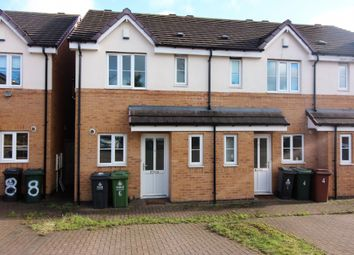 Thumbnail 3 bedroom town house to rent in Threshers Way, Willenhall