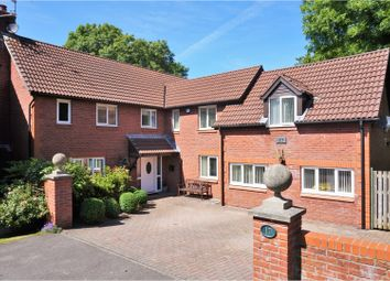 Thumbnail 5 bed detached house for sale in Ffordd-Y-Barcer, St Fagans