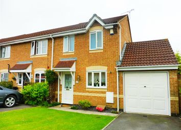 Thumbnail 3 bed end terrace house for sale in Loveridge Close, Swindon