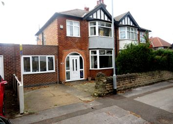 3 bed semi-detached house for sale in Cyril Road, West Bridgford, Nottingham NG2