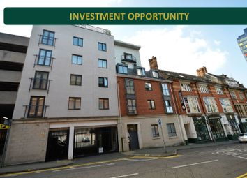 Thumbnail 2 bed flat for sale in Eastgate Apartment, City Centre, Leicester